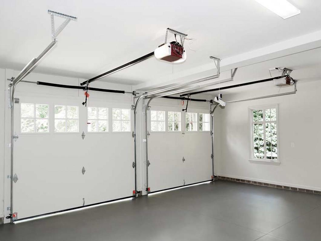 We'll do more than install your garage door opener